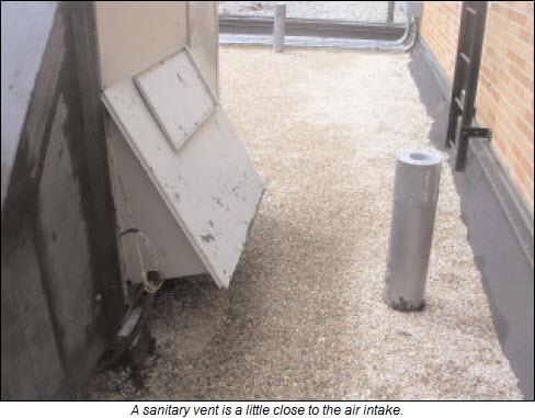 HVAC vent
