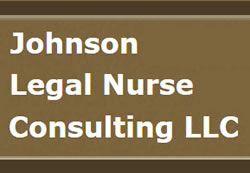 Jennifer Johnson - Nursing Standard of Care Expert