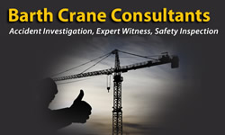 Thomas Barth - Crane Accident Expert