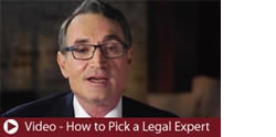 james King Video Photo How to Pick legal Expert