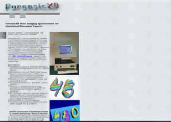 Html Website example