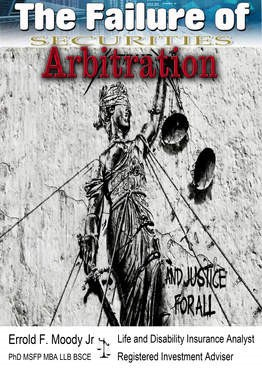 failure of arbitration book cover