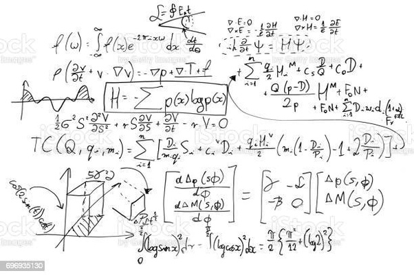 equations and formulas example 2
