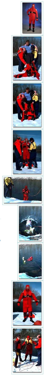 Ice Rescue Suit
