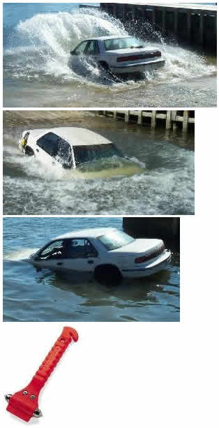 Submerged Vehicle