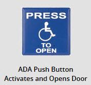 ADA Push Button