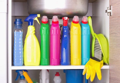 Common Household Cleaning Products