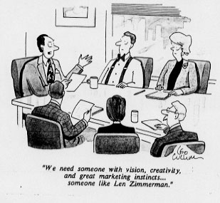Len Zimmerman - Business Marketing Expert